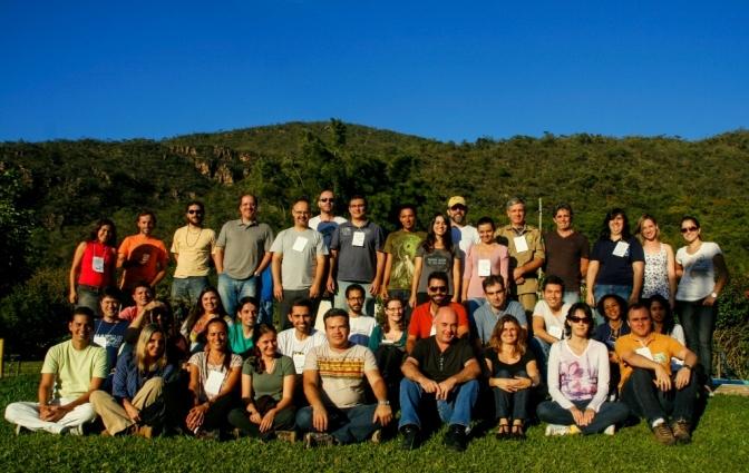 Equipe de elaboração do PAN- Cerrado e Pantanal.