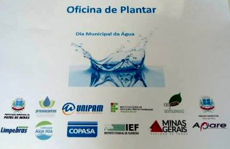 oficina plantar agua
